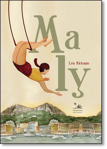 Maly, livro de Lea Michaan