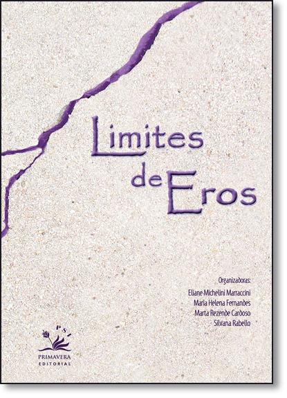Limite de Eros, livro de Claudia Amorim Garcia