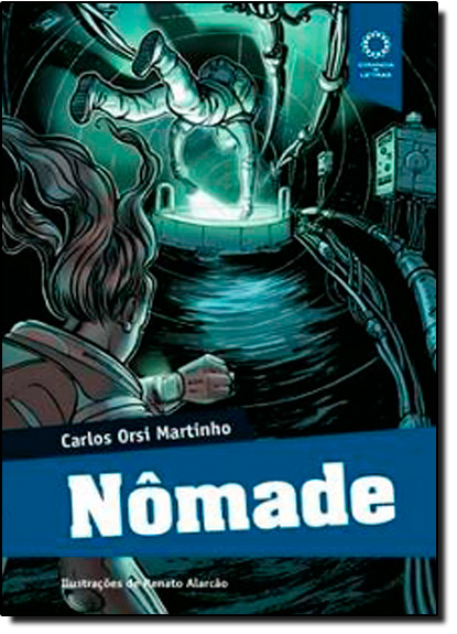 Nômade: Uma Aventura no Espaço, livro de Carlos Orsi Martinho