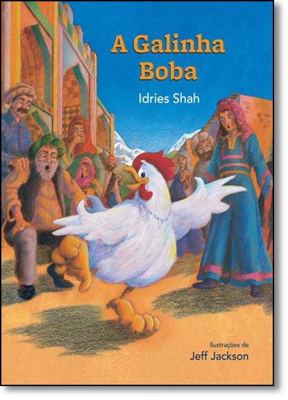 Galinha Boba, A, livro de Idries Shah