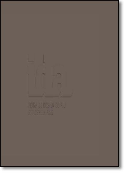 Ida: Feira de Design do Rio, livro de Bex Feiras e Eventos Culturais