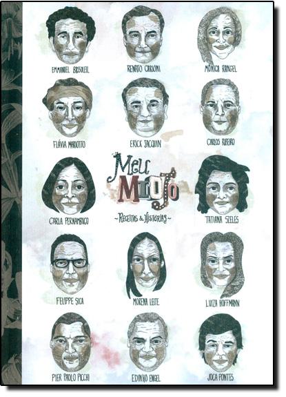 Meu Miojo: Receitas e Histórias, livro de Grandes Chefes Brasileiros