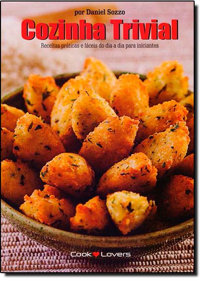 Cozinha Trivial, livro de Daniel Sozzo