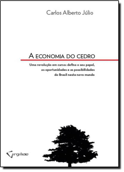 Economia da Cedro, A, livro de Carlos Alberto