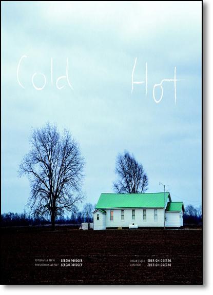 Cold Hot, livro de Sérgio Poroger