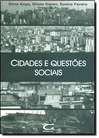 Cidades e Questões Sociais, livro de Dirce Koga