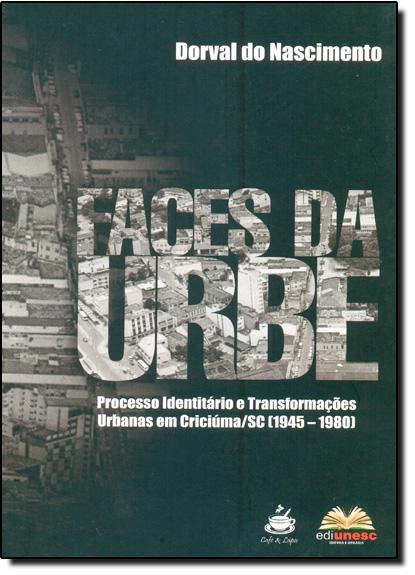 Faces da Urbe, livro de Dorval do Nascimento