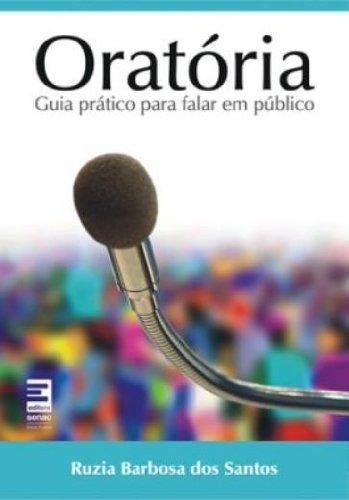 Oratória, livro de Ruzia Santos