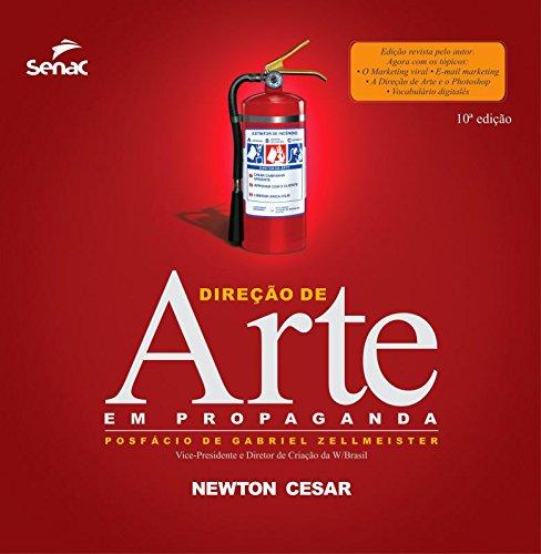 Direção De Arte Em Propaganda, livro de Newton Cesar