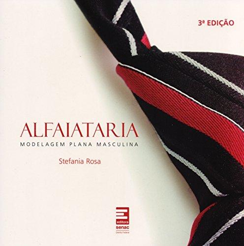 Alfaiataria, livro de Stefaniaa Rosa