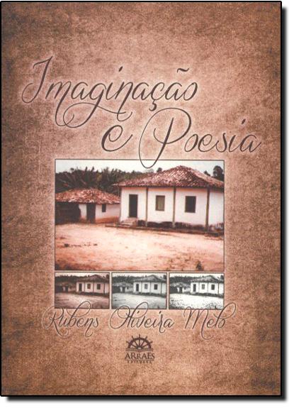 Imaginação e Poesia, livro de Rubens Oliveira Melo