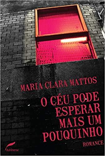 O céu pode esperar mais um pouquinho, livro de Maria Clara Mattos