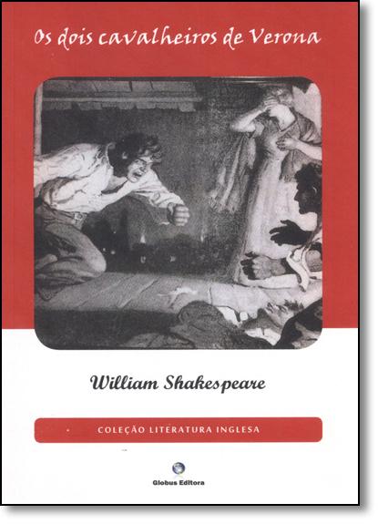 Dois Cavalheiros de Verona, Os, livro de William Shakespeare