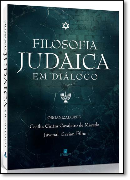 Filosofia Judaica em Dialogo, livro de Cecilia Cintra Cavaleiro de Macedo
