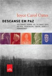 Descanse em paz, livro de Joyce Carol Oates