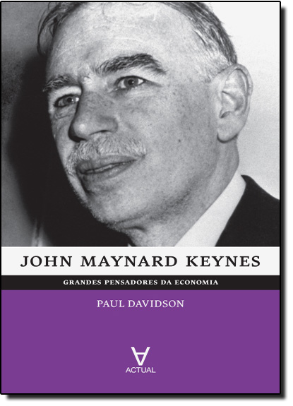 John Maynard Keynes, livro de PAUL DAVIDSON