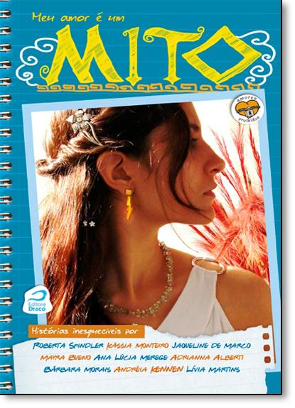 Meu Amor É um Mito, livro de Eric Novello