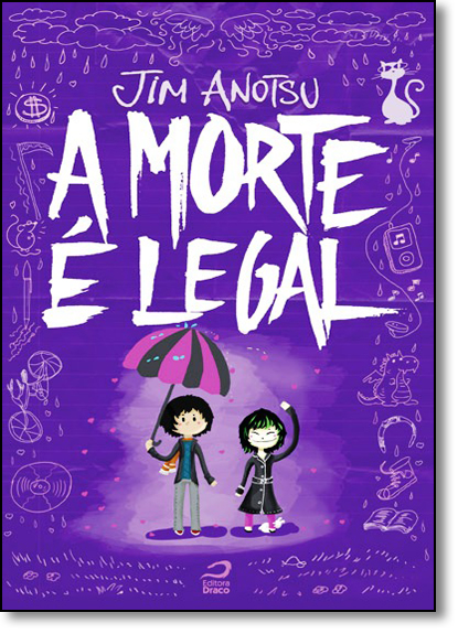 Morte É Legal, A, livro de Jim Anotsu