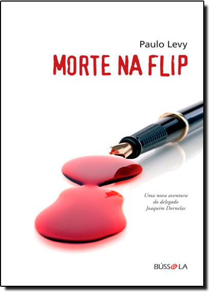 Morte na Flip, livro de Paulo Levy