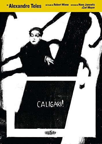 Caligari!, livro de Alexandre Teles