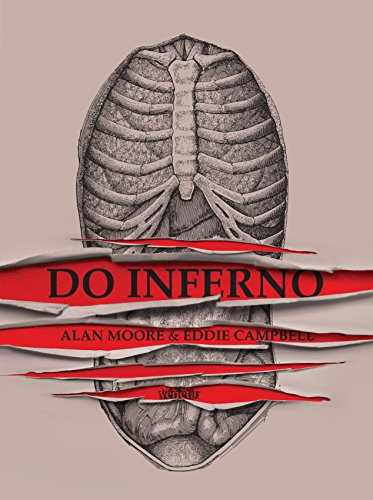 Do Inferno, livro de Alan Moore, Eddie Campbell