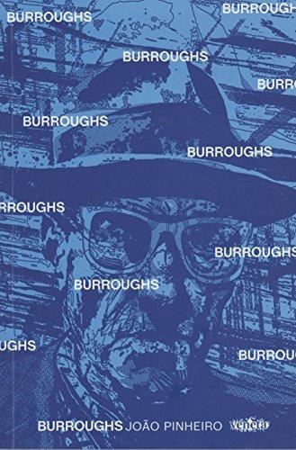 Burroughs, livro de João Pinheiro