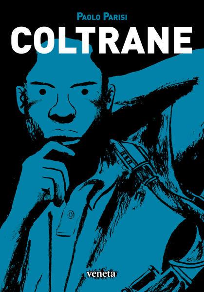 Coltrane, livro de Paolo Parisi