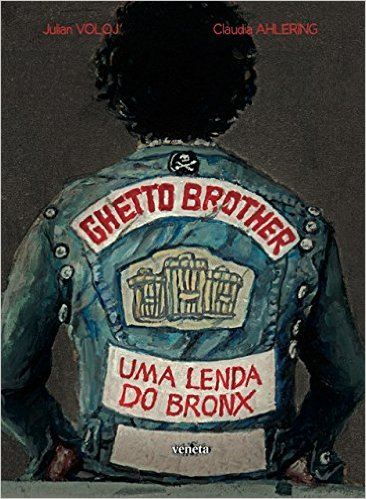 Ghetto Brother, livro de Julian Voloj, Claudia Ahlering
