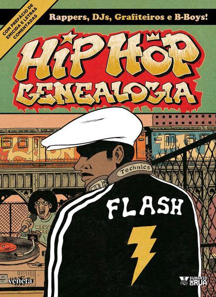 Hip Hop Genealogia, livro de Ed Piskor