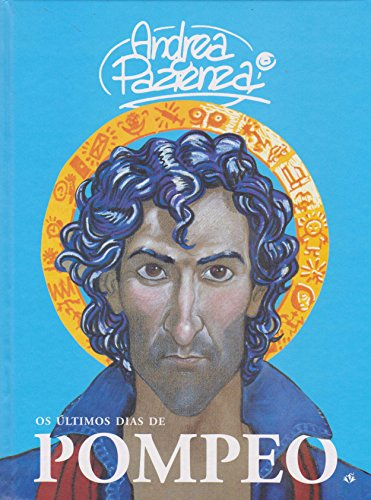 Os Últimos Dias de Pompeo, livro de Andrea Pazienza