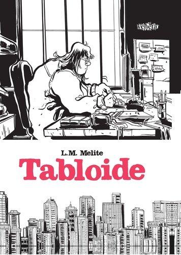 Tabloide, livro de L. M. Melite