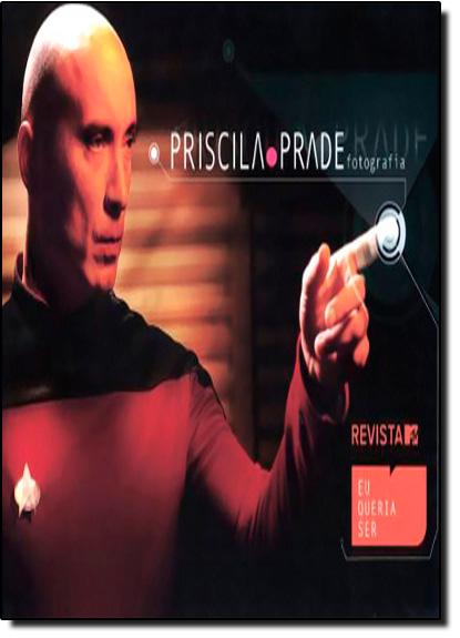 Eu Queria Ser, livro de Priscila Prade