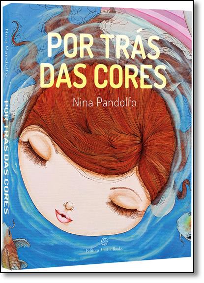 Por Trás das Cores, livro de Nina Pandolfo