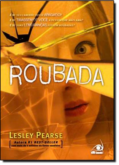 Roubada, livro de Lesley Pearse