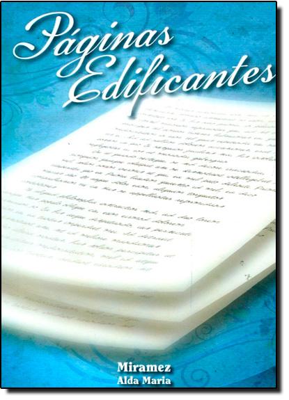 Páginas Edificantes, livro de Alda Maria