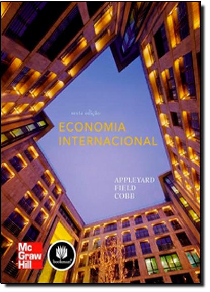 Economia Internacional, livro de Dennis R. Appleyard