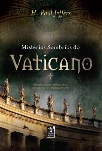 Mistérios Sombrios do Vaticano, livro de H. Paul Jeffers