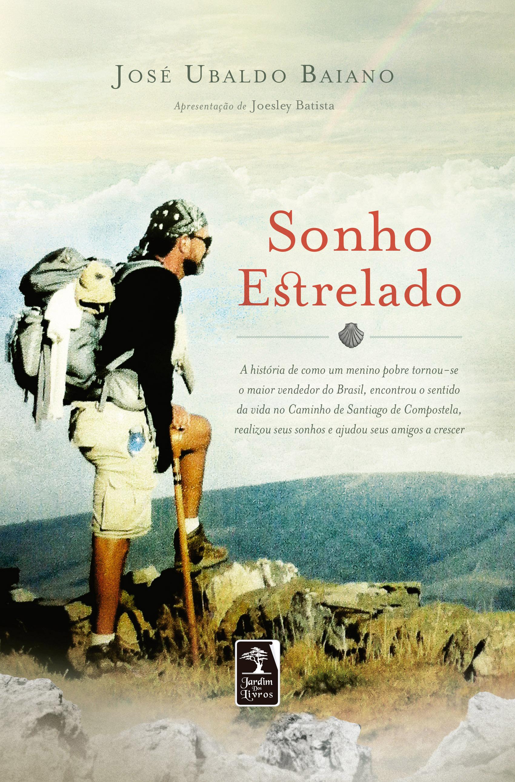 SONHO ESTRELADO, livro de JOSÉ UBALDO BAIANO