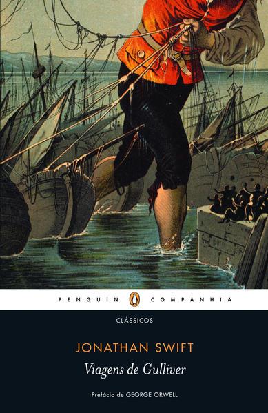 Viagens de Gulliver, livro de Jonathan Swift