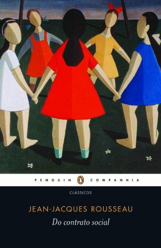 Do contrato social, livro de Jean-Jacques Rousseau