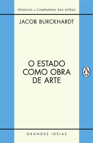 O Estado como Obra de Arte, livro de Jacob Burckhardt