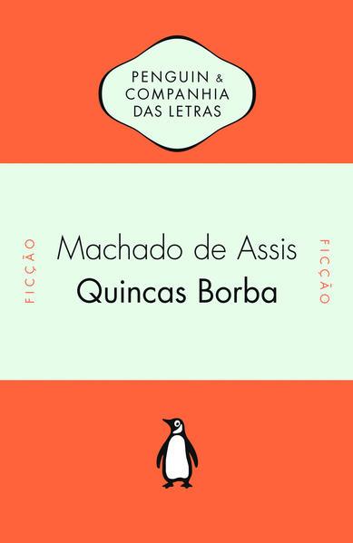 Quincas Borba, livro de Machado de Assis