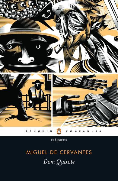 Caixa Dom Quixote (2 Volumes), livro de Miguel de Cervantes