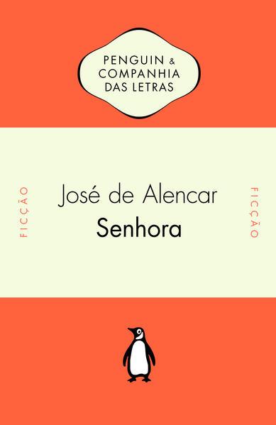 Senhora, livro de José de Alencar