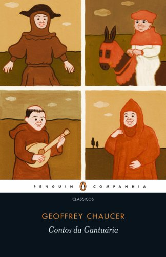 Contos da Cantuária, livro de Geoffrey Chaucer