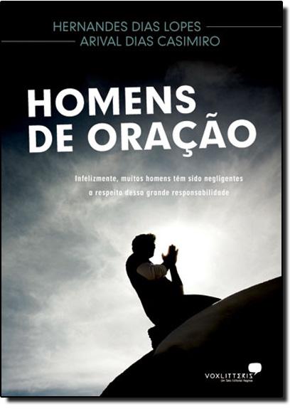 Homens de Oração, livro de Hernandes Dias Lopes