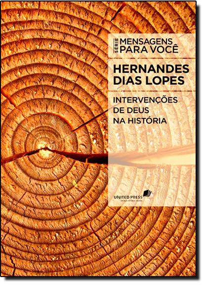 Intervenções de Deus na História, livro de Hernandes Dias Lopes