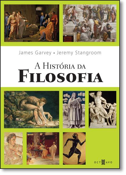 História da Filosofia, A, livro de James Garvey