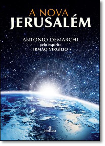 Nova Jerusalém, A, livro de Antonio Demarchi