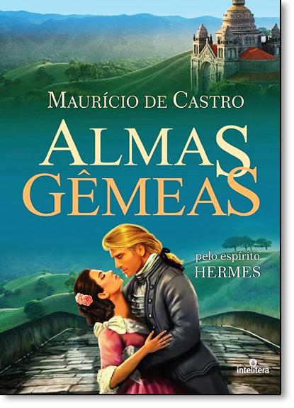 Almas Gêmeas, livro de Maurício de Castro